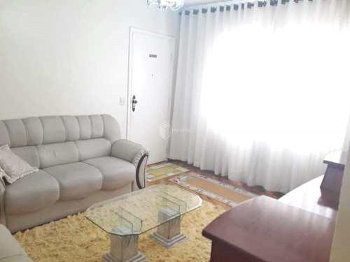 Apartamento, código 292 em São Caetano do Sul, bairro Osvaldo Cruz