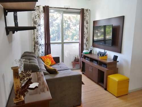 Apartamento, código 295 em São Paulo, bairro Jardim Textil