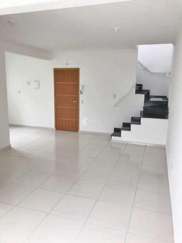 Cobertura, código 325 em Santo André, bairro Utinga
