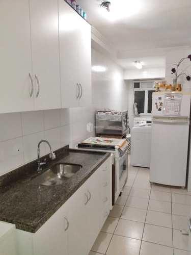 Apartamento, código 363 em São Caetano do Sul, bairro Nova Gerty