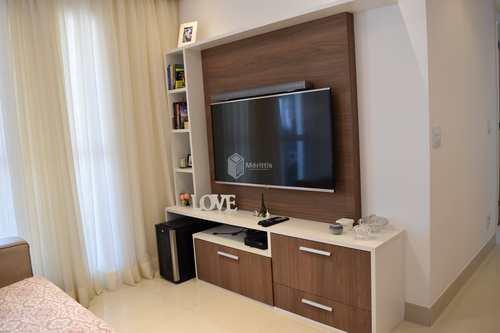 Apartamento, código 483 em São Caetano do Sul, bairro Fundação
