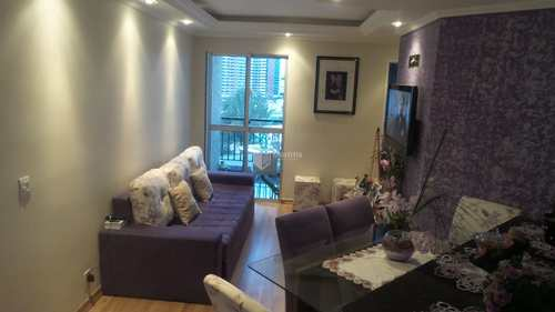 Apartamento, código 508 em São Paulo, bairro São João Clímaco