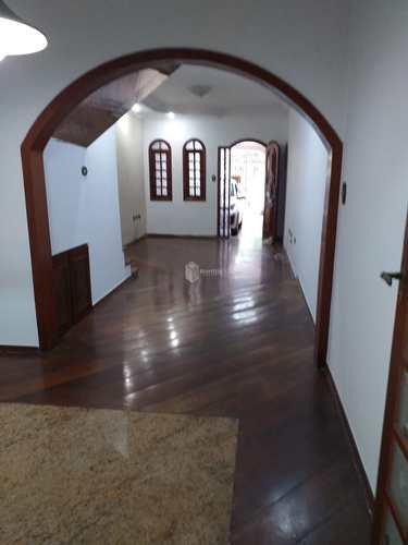 Sobrado, código 516 em São Caetano do Sul, bairro Nova Gerty