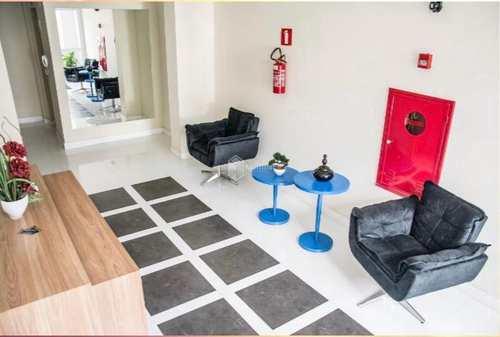 Apartamento, código 548 em São Caetano do Sul, bairro Fundação