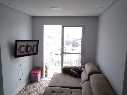 Apartamento, código 586 em São Paulo, bairro Parque Fongaro