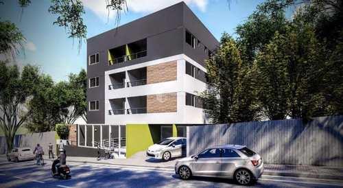 Apartamento, código 596 em São Caetano do Sul, bairro Nova Gerty