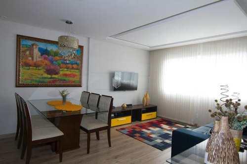 Apartamento, código 598 em São Caetano do Sul, bairro Santo Antônio