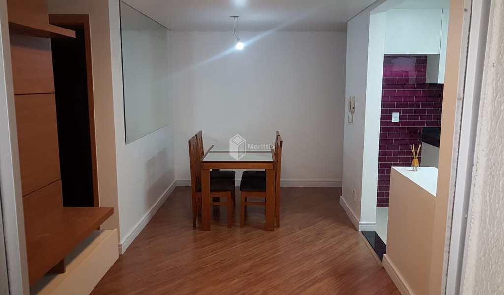 Apartamento em Santo André, bairro Utinga