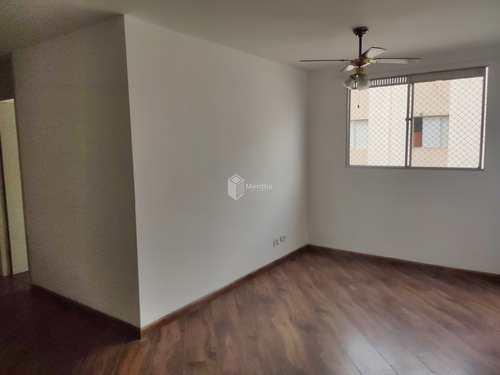 Apartamento, código 668 em São Paulo, bairro Vila São Silvestre