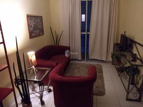 Apartamento, código 674 em Santo André, bairro Campestre