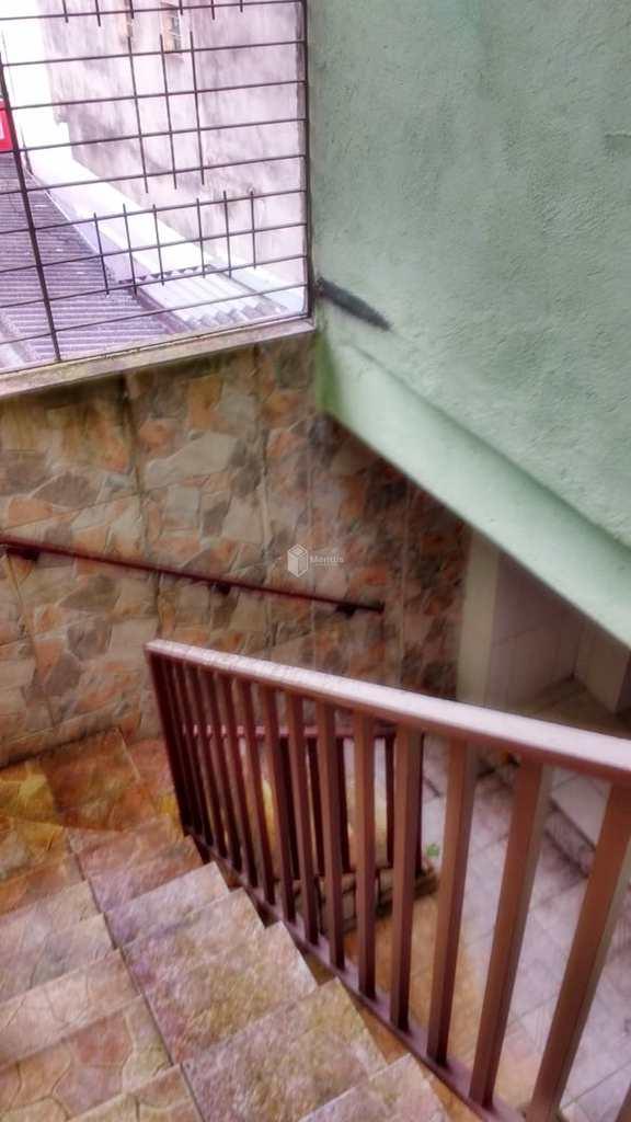Casa em Santo André, no bairro Jardim Oriental
