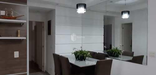Apartamento, código 758 em Santo André, bairro Campestre