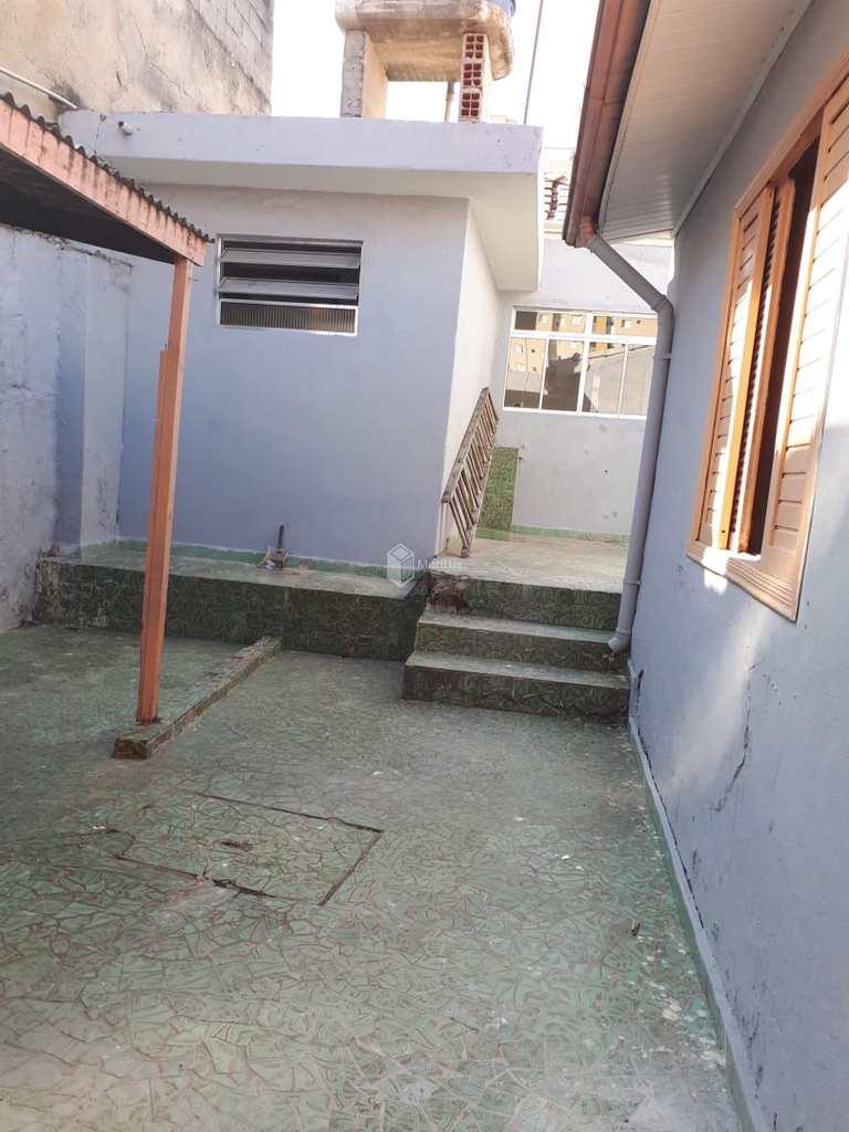 Casa em São Caetano do Sul, no bairro Santa Paula
