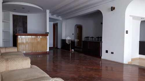 Apartamento, código 861 em São Caetano do Sul, bairro Santo Antônio