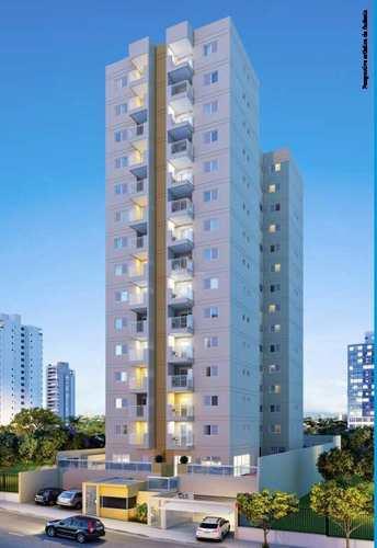 Apartamento, código 922 em Santo André, bairro Campestre