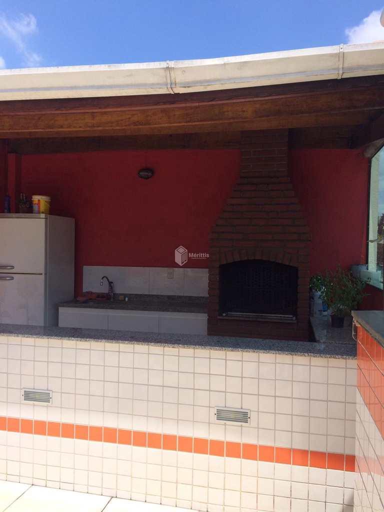 Cobertura em São Bernardo do Campo, no bairro Rudge Ramos