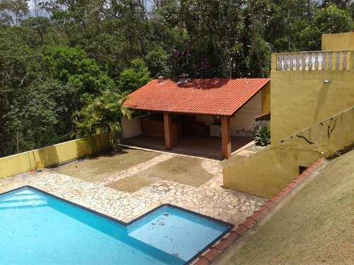 Sobrado de Condomínio, código 4 em Embu-Guaçu, bairro Centro