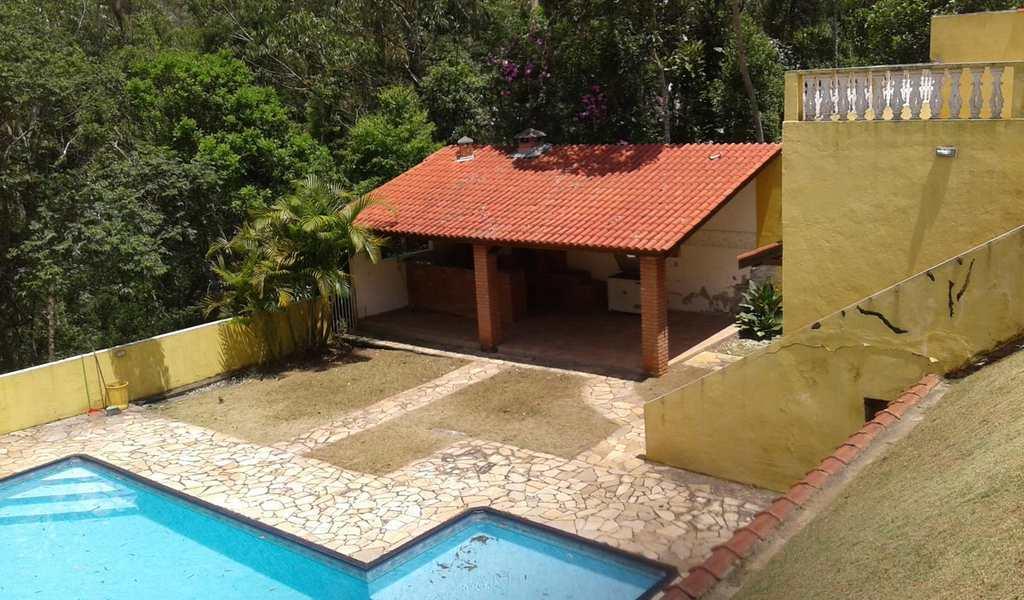 Sobrado de Condomínio em Embu-Guaçu, bairro Centro