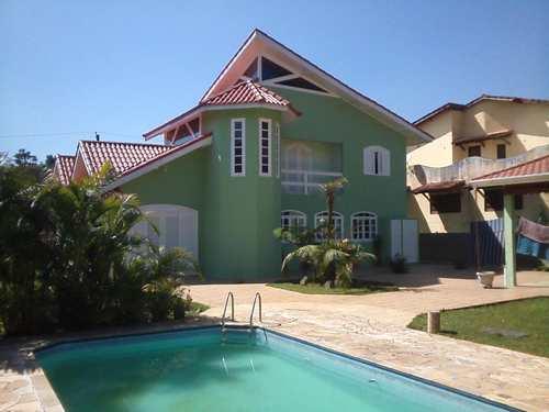 Sobrado de Condomínio, código 7 em Embu-Guaçu, bairro Centro