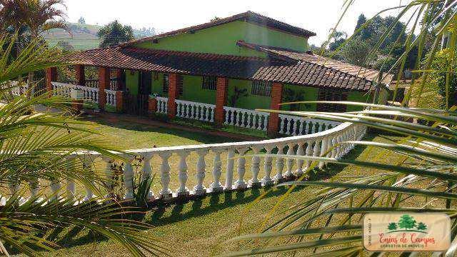 Chácara em Ibiúna, no bairro Recreio