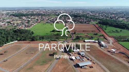 Terreno de Condomínio, código 4 em Aparecida de Goiânia, bairro Parqville Pinheiros