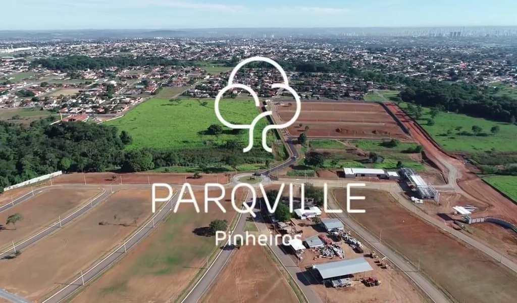 Terreno de Condomínio em Aparecida de Goiânia, bairro Parqville Pinheiros