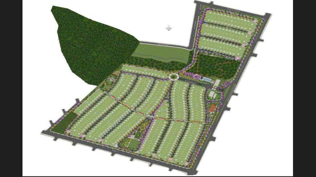 Terreno de Condomínio em Aparecida de Goiânia, no bairro Parqville Pinheiros
