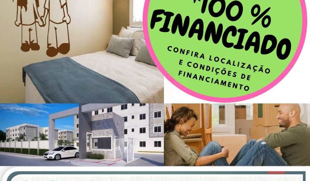 Apartamento em Goiânia, bairro Setor Santa Rita