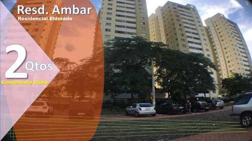 Apartamento, código 11 em Goiânia, bairro Residencial Eldorado