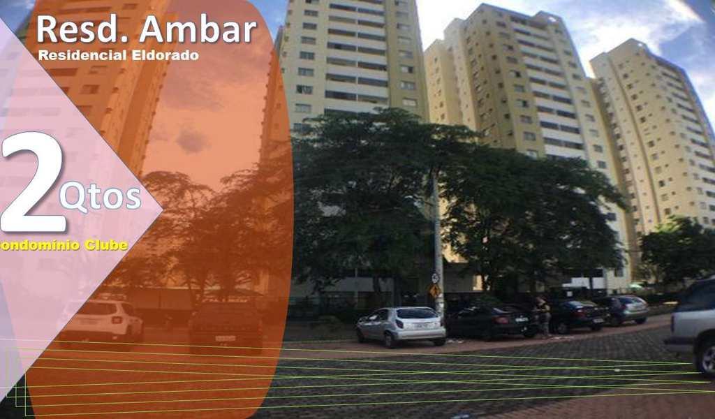 Apartamento em Goiânia, bairro Residencial Eldorado