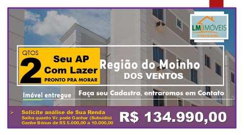 Apartamento, código 14 em Goiânia, bairro Setor Santa Rita