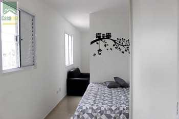 Sala Living, código 3 em São Vicente, bairro Vila São Jorge