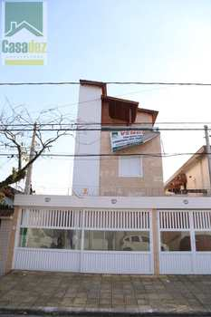Casa de Condomínio, código 6 em São Vicente, bairro Vila Valença