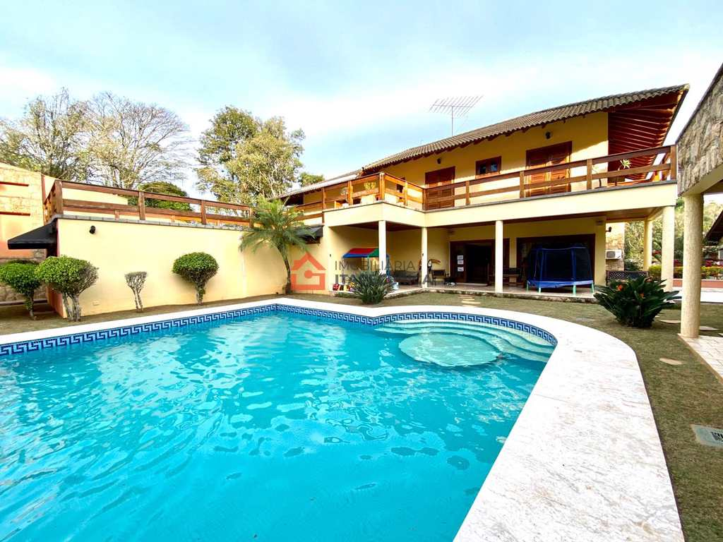 Casa de Condomínio em Itapecerica da Serra, no bairro Jardim Europa