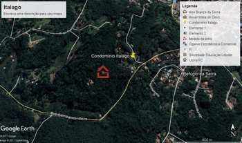 Terreno de Condomínio, código 2940 em Itapecerica da Serra, bairro Chácara Italago