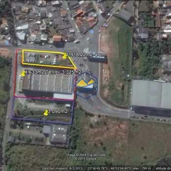 Área Comercial em Cotia, bairro Parque Industrial San José