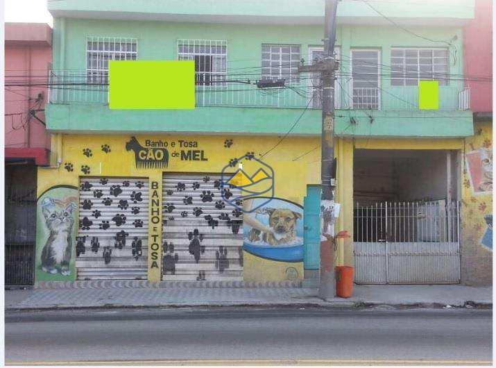 Prédio Comercial em Itapecerica da Serra, no bairro Centro
