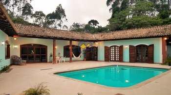 Casa de Condomínio, código 878 em Itapecerica da Serra, bairro Chácara Italago