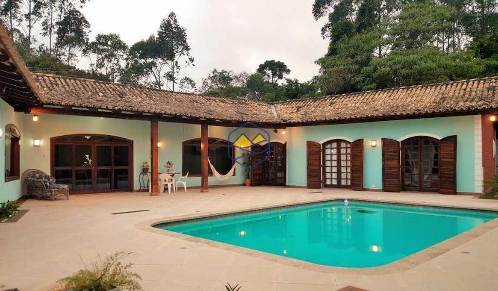Casa de Condomínio em Itapecerica da Serra, bairro Chácara Italago