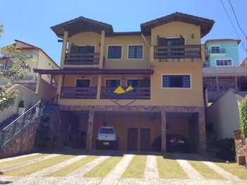 Casa de Condomínio, código 852 em Itapecerica da Serra, bairro Parque Delfim Verde