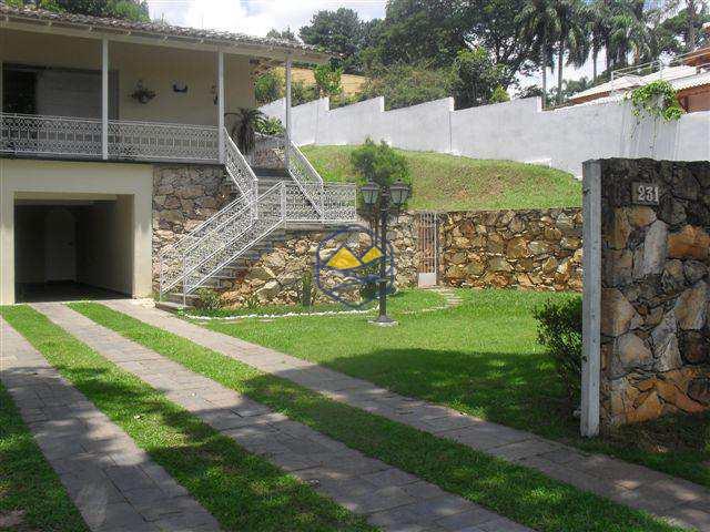 Casa de Condomínio em Itapecerica da Serra, no bairro Chácara da Lagoa