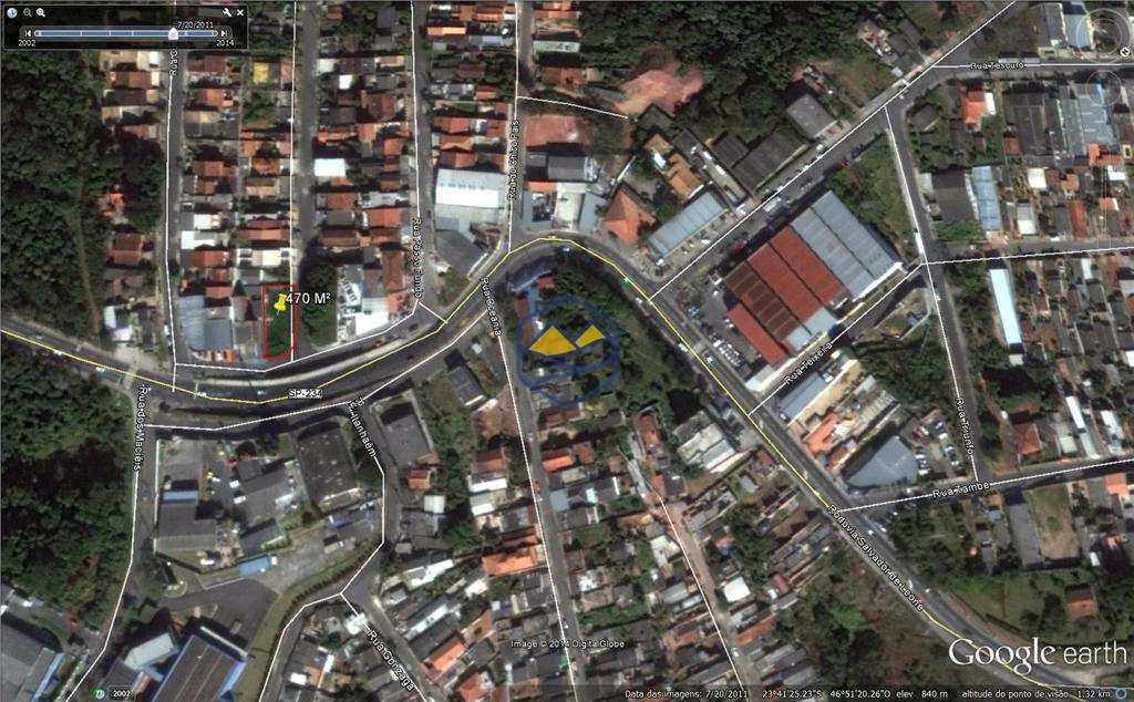 Terreno Comercial em Itapecerica da Serra, no bairro Embu Mirim