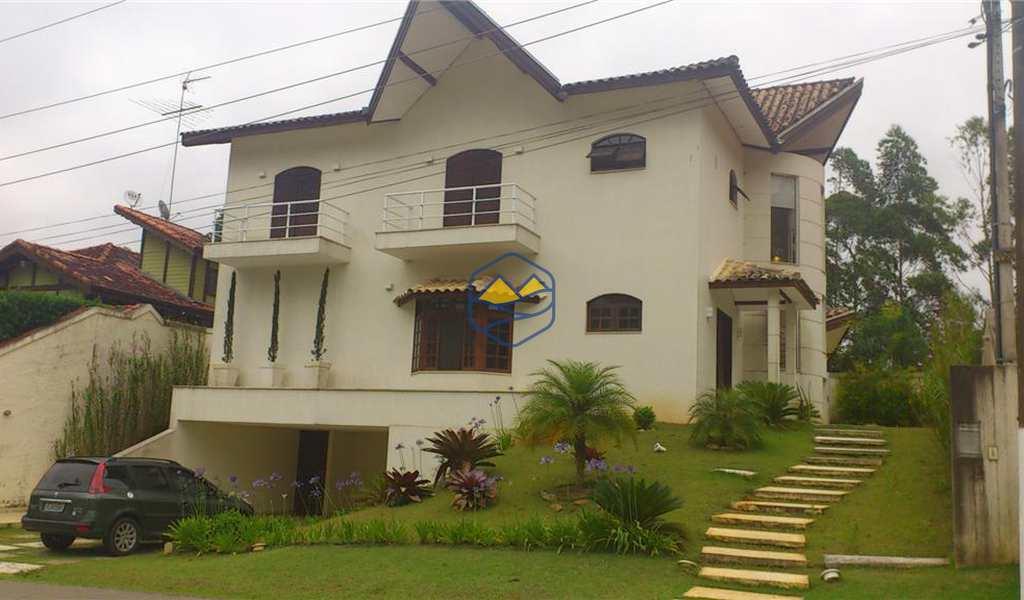 Casa de Condomínio em Embu-Guaçu, bairro Lagoa Grande