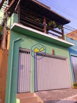 Casa, código 212 em Itapecerica da Serra, bairro Parque Paraíso