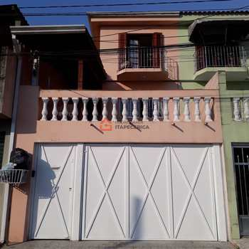 Casa em Itapecerica da Serra, bairro Jardim das Palmeiras