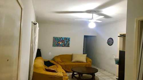 Apartamento, código 10363 em São Vicente, bairro Centro