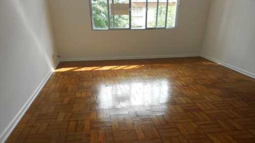 Apartamento, código 10341 em Santos, bairro Boqueirão