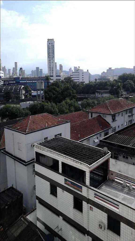 Apartamento em Santos, no bairro Aparecida