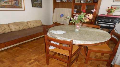 Apartamento, código 10326 em São Vicente, bairro Itararé