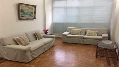 Apartamento, código 10316 em Santos, bairro Boqueirão